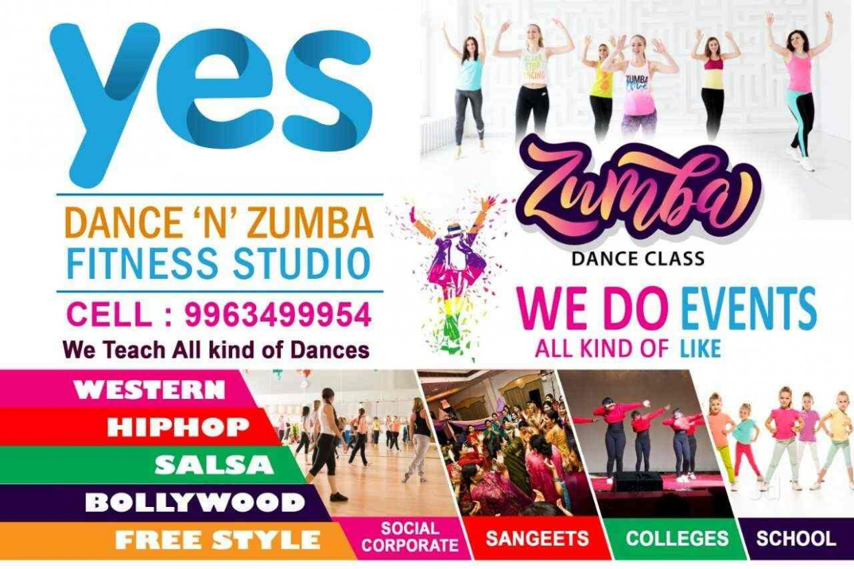 Yes Dance & Fitness Studio